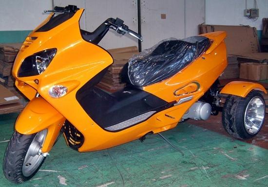 Trike on 150cc Gy6 Oil Capacity